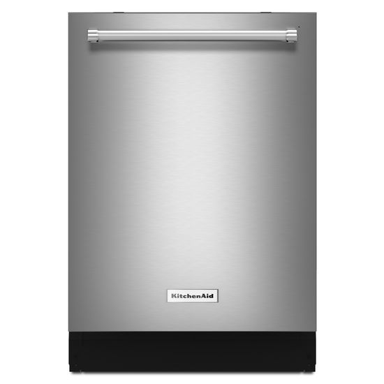 46 DBA Dishwasher with Third Level Rack, Bottle Wash and PrintShield™ Finish