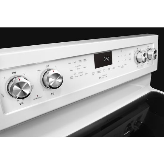 30-Inch 5-Element Electric Convection Range