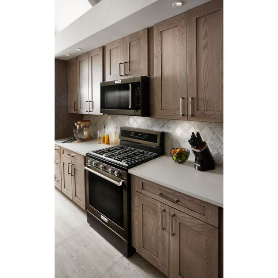 30-Inch 5-Burner Gas Convection Range