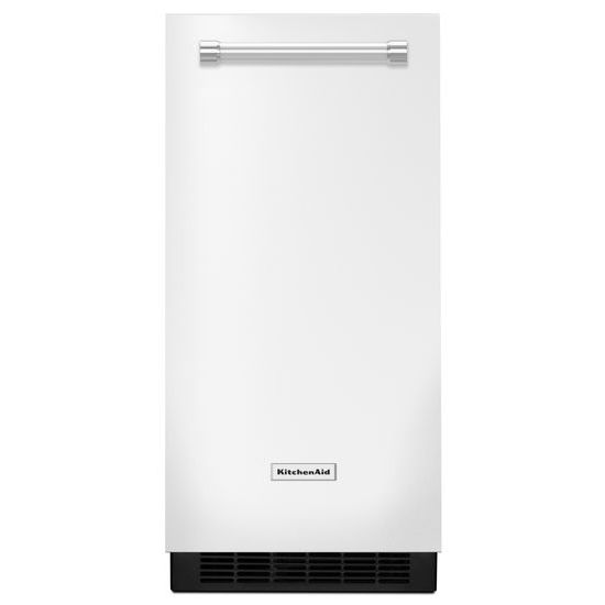Model: KUIX305EWH | 15'' Automatic Ice Maker