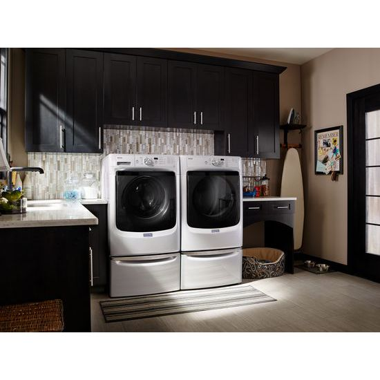 Large Capacity Dryer with Wrinkle Prevent Option and PowerDry System – 7.4 cu. ft.
