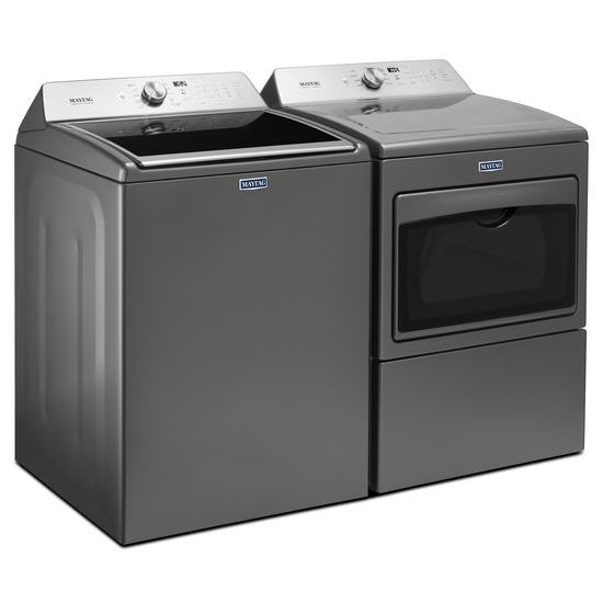 Large Capacity Electric Dryer with IntelliDry® Sensor – 7.4 cu. ft.