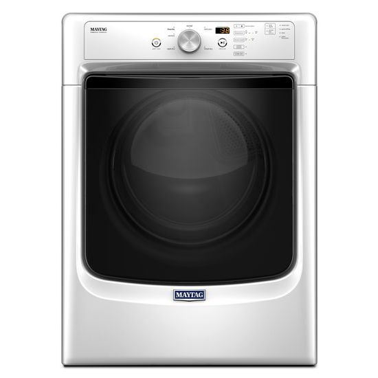 Maytag Large Capacity Gas Dryer with Wrinkle Prevent Option and PowerDry System – 7.4 cu. ft.