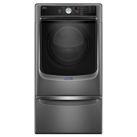 Model: MGD5500FC | Maytag Large Capacity Gas Dryer with Sanitize Cycle and PowerDry System – 7.4 cu. ft.
