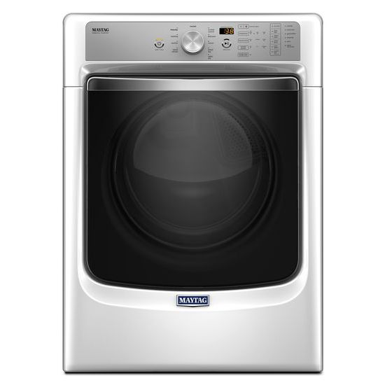 Maytag Large Capacity Gas Dryer with Refresh Cycle with Steam and PowerDry System – 7.4 cu. ft.