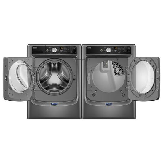 Model: MHW5500FC | Front Load Washer with Fresh Hold® Option and PowerWash® System – 4.5 cu. ft.