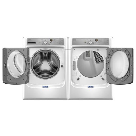 Model: MHW5500FW | Front Load Washer with Fresh Hold® Option and PowerWash® System – 4.5 cu. ft.