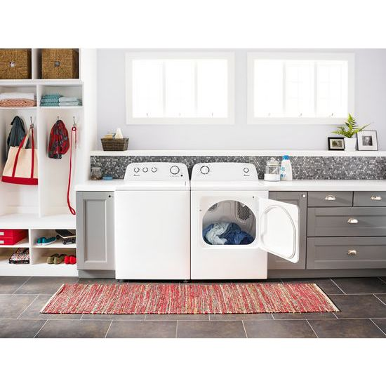 6.5 cu. ft. Gas Dryer with Wrinkle Prevent Option
