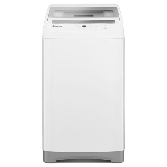 Amana 1.5 cu. ft. Compact Washer with Stainless Steel Tub