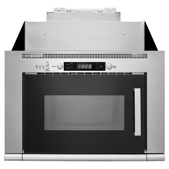 0.7 cu. ft. Space-Saving Microwave Hood Combination