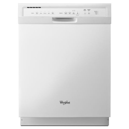 Whirlpool ENERGY STAR® Certified Dishwasher with Cycle Memory