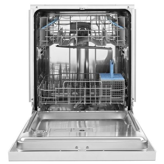 Model: WDF550SAFW | Whirlpool ENERGY STAR® Certified Dishwasher with Cycle Memory
