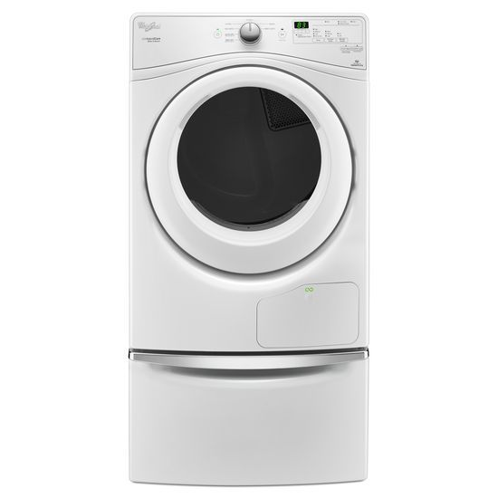 Model: WED7990FW | Whirlpool 7.4 cu.ft Front Load Ventless Heat Pump Dryer with Advanced Moisture Sensing