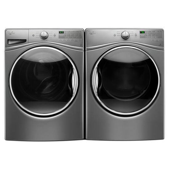 Model: WED85HEFC | 7.4 cu.ft. Front Load Electric Dryer with Advanced Moisture Sensing, 8 cycles