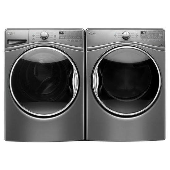 Model: WED92HEFC | Whirlpool 7.4 cu.ft Front Load Electric Dryer with Advanced Moisture Sensing, EcoBoost™
