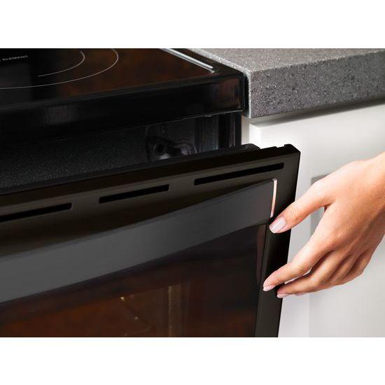 6.4 Cu. Ft. Smart Freestanding Electric Range with Frozen Bake™ Technology