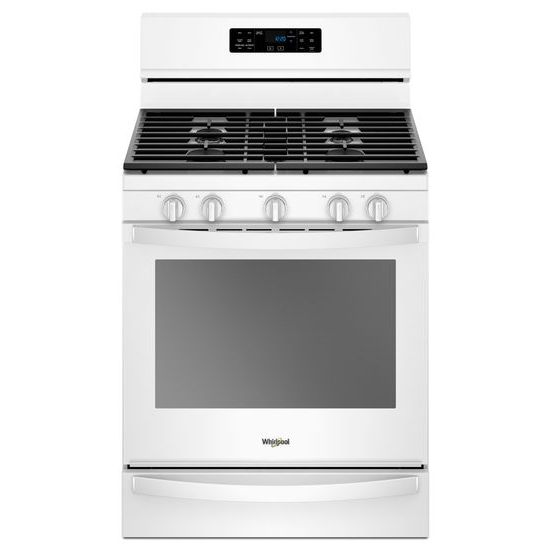 5.8 Cu. Ft. Freestanding Gas Range with Frozen Bake™ Technology