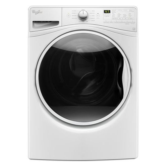 Whirlpool 4.5  cu.ft Front Load Washer with ColorLast™, 11 cycles