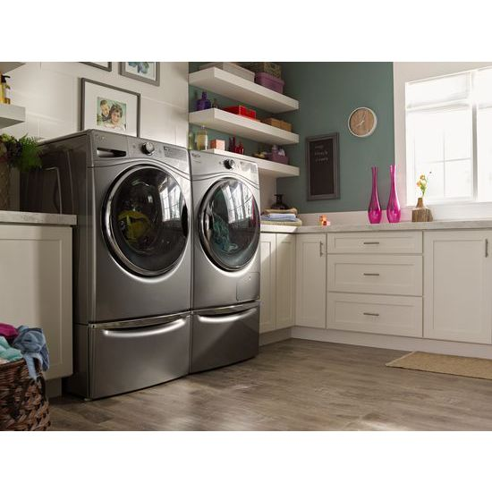 4.2  cu.ft Front Load Washer with Load & Go™, 12 cycles