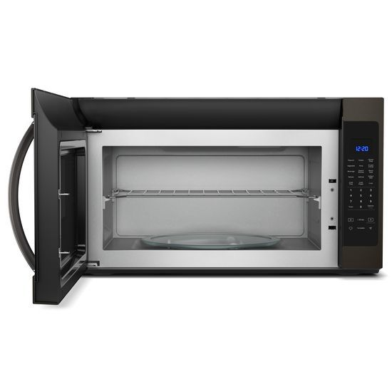 2.1 cu. ft. Over the Range Microwave with Steam Cooking