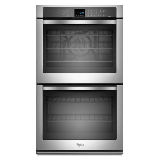 Whirlpool Gold®  10 cu. ft. Double Wall Oven with True Convection Cooking