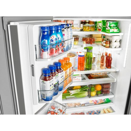 36-inch Wide French Door Refrigerator with Infinity Slide Shelves - 32 cu. ft.