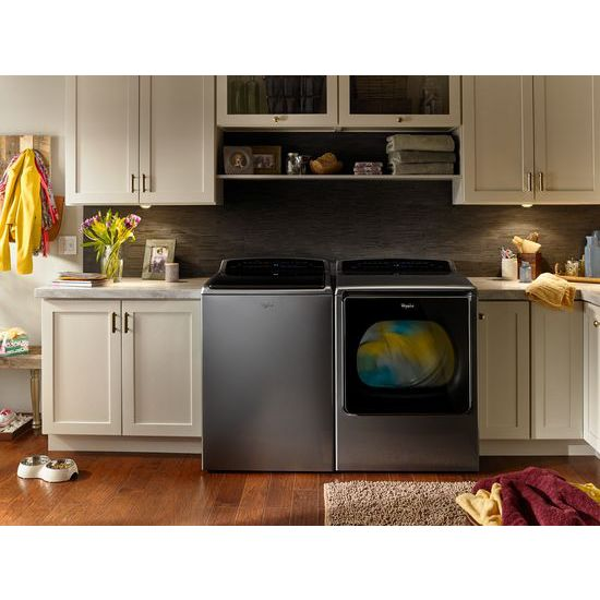 Model: WTW8700EC | 5.3 cu.ft Smart Top Load Washer with Remote Control