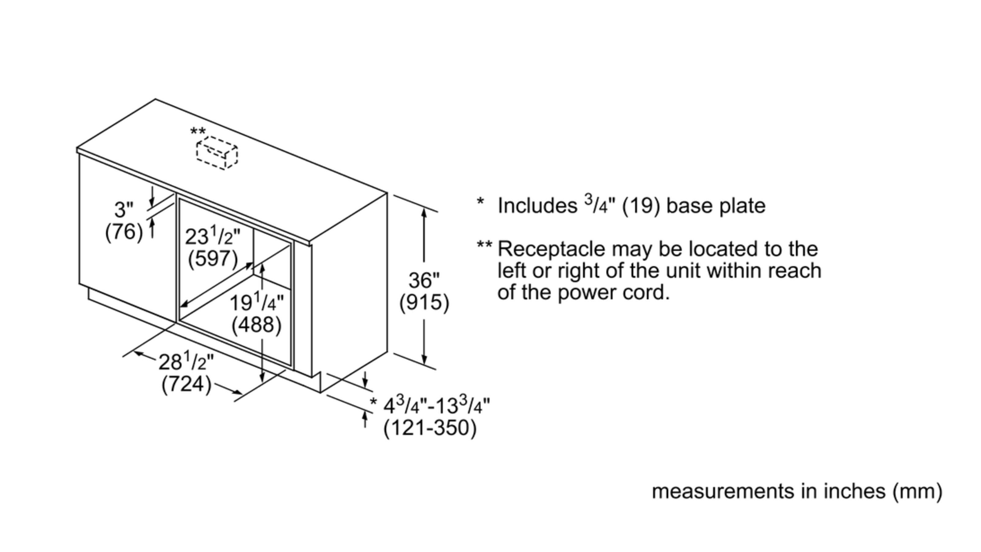 Model: HSLP451UC | 30