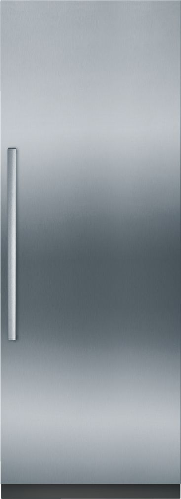 "Bosch Benchmark®30"" Built-in Single Door Refrigerator, B30IR800SP, Custom Panel (panel not included)"