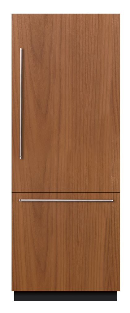 "Bosch Benchmark®30"" Built-in Two Door Bottom Freezer Refrigerator, B30IB800SP, Custom Panel (Panel not included)"