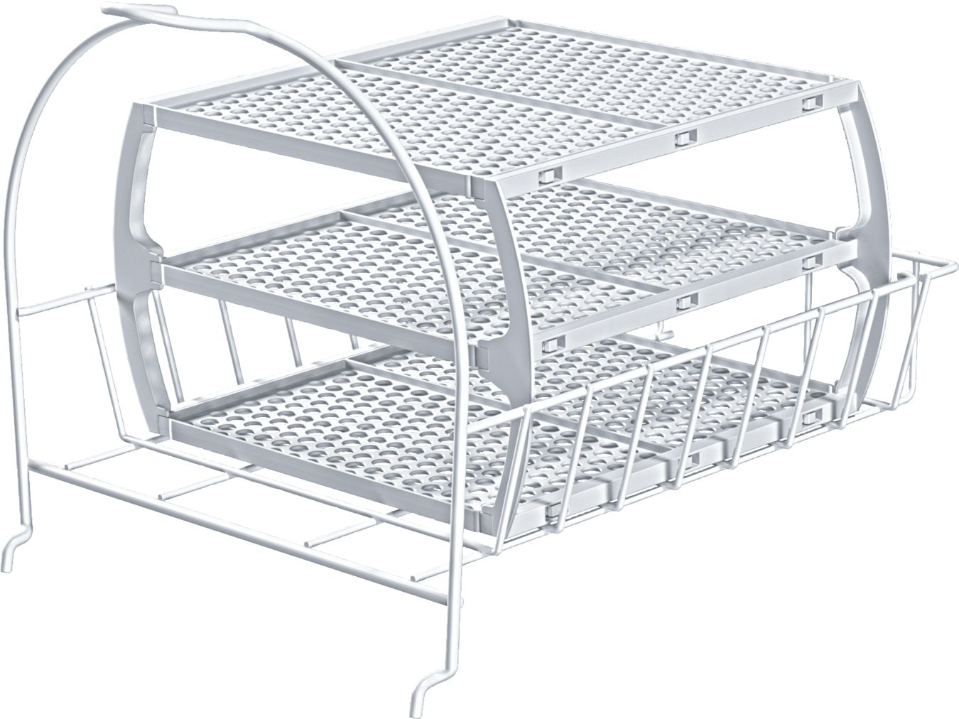 "Bosch WMZ20600Accessories Laundry CareDrying Rack for 24"" Dryers"