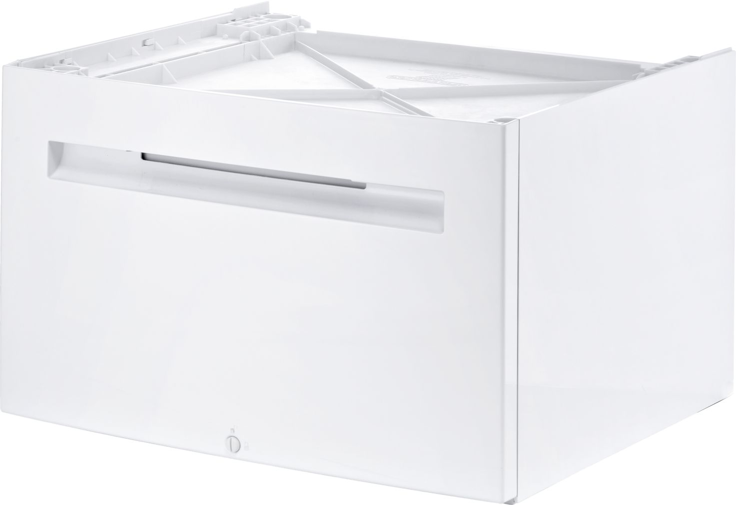 "Model: WMZ20500 | Bosch WMZ20500Pedestal with Pull-Out Drawer24"" Compact Dryer"