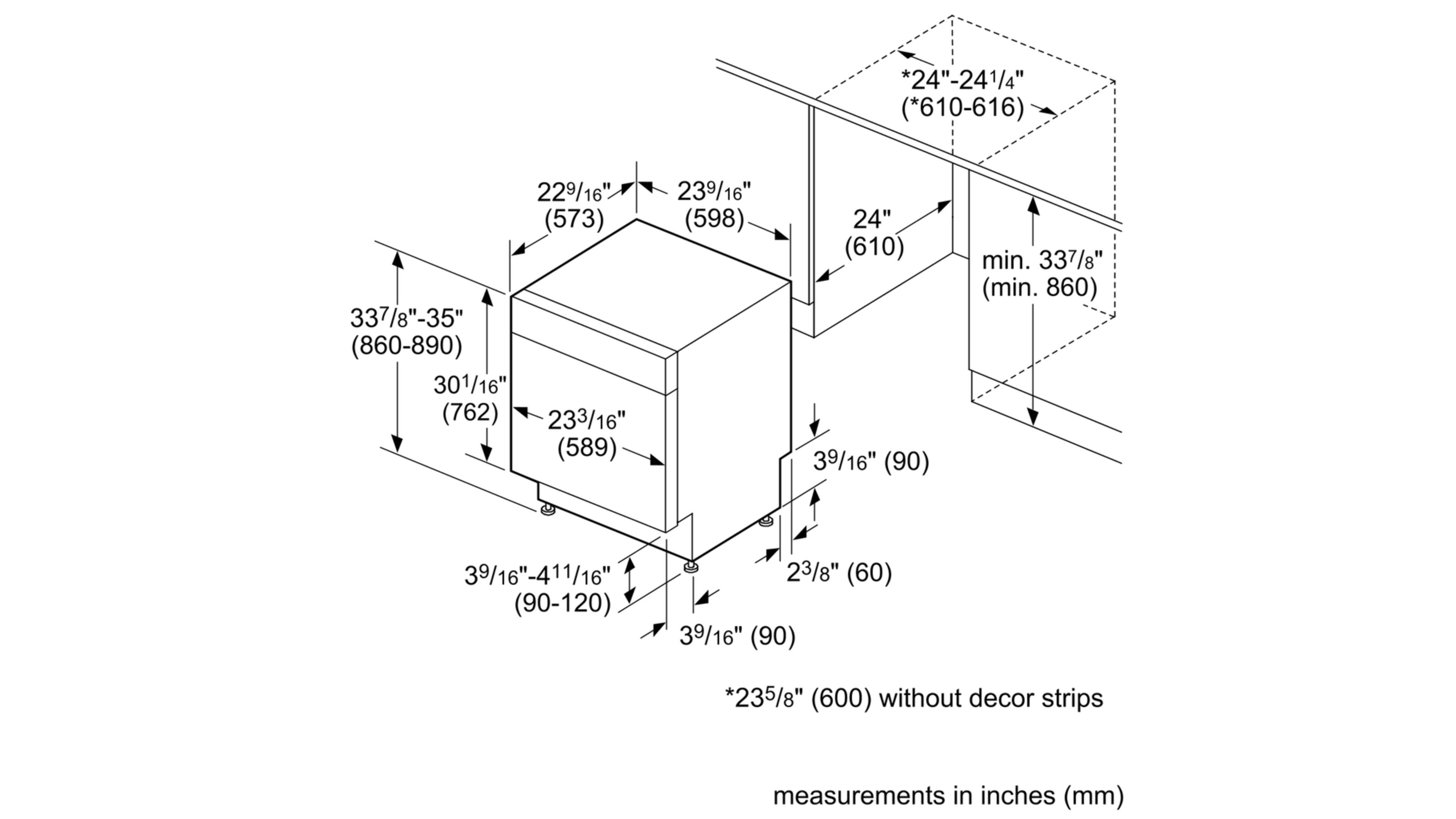 Model: SHX5AVL5UC   Ascenta®24