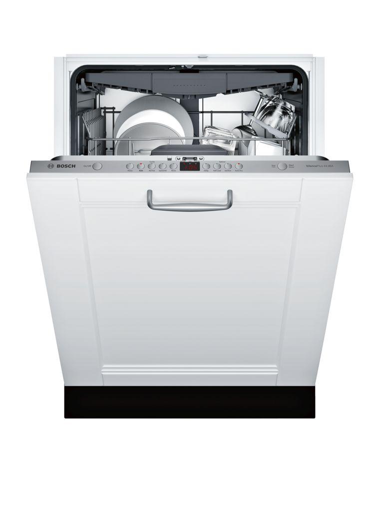 "Model: SHVM63W53N | Bosch 300 Series24"" Panel Ready DishwasherSHVM63W53NCustom Panel Ready (Panel Not Included)"