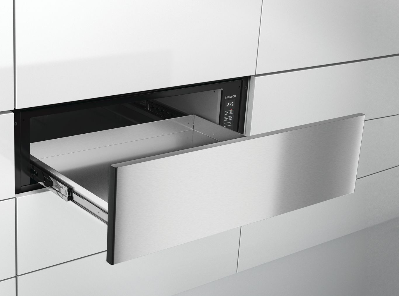 "Model: HWD5051UC | Bosch 30"" Warming Drawer, HWD5051UC, Stainless Steel"