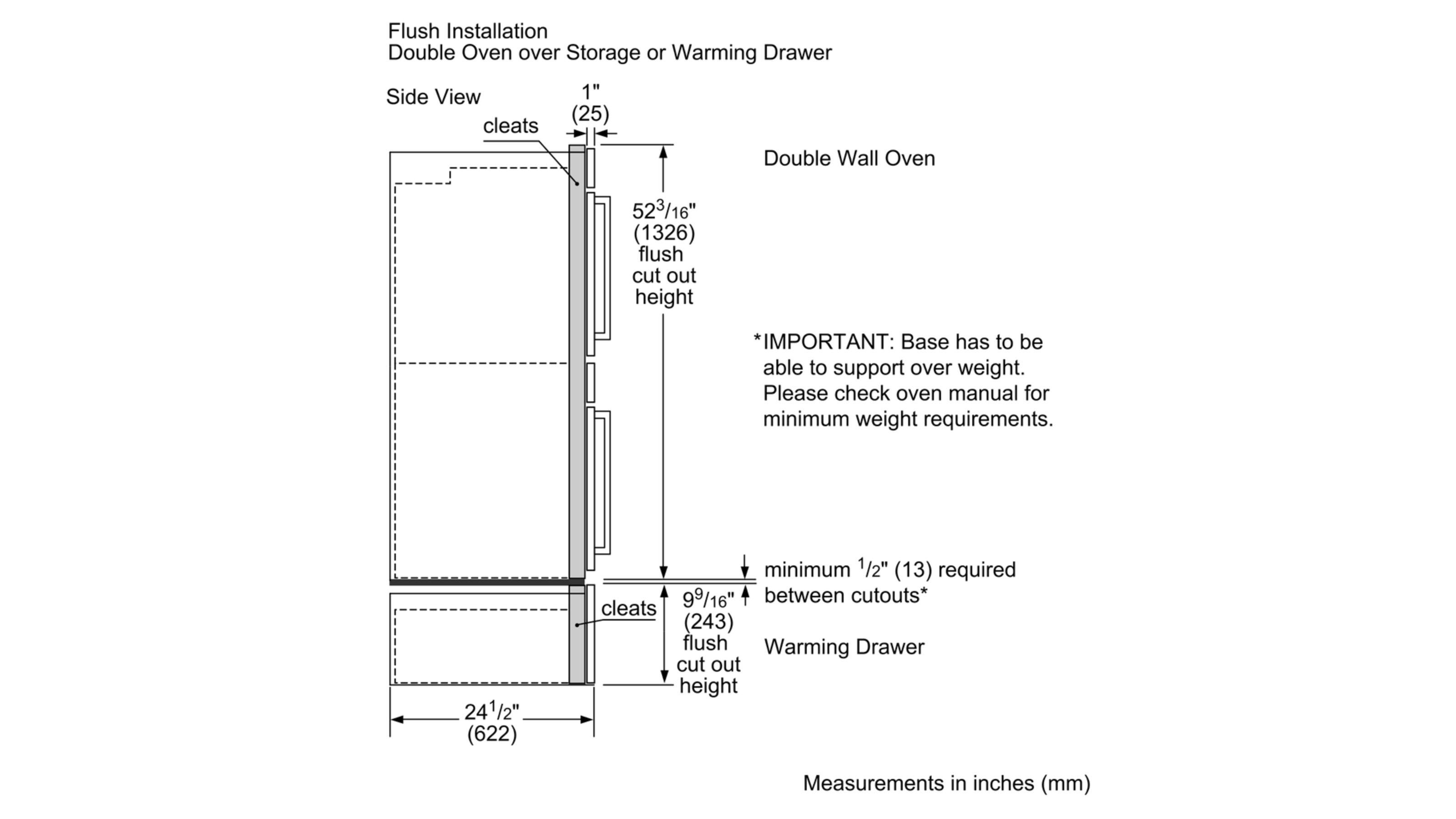 Model: HSD5051UC | 30