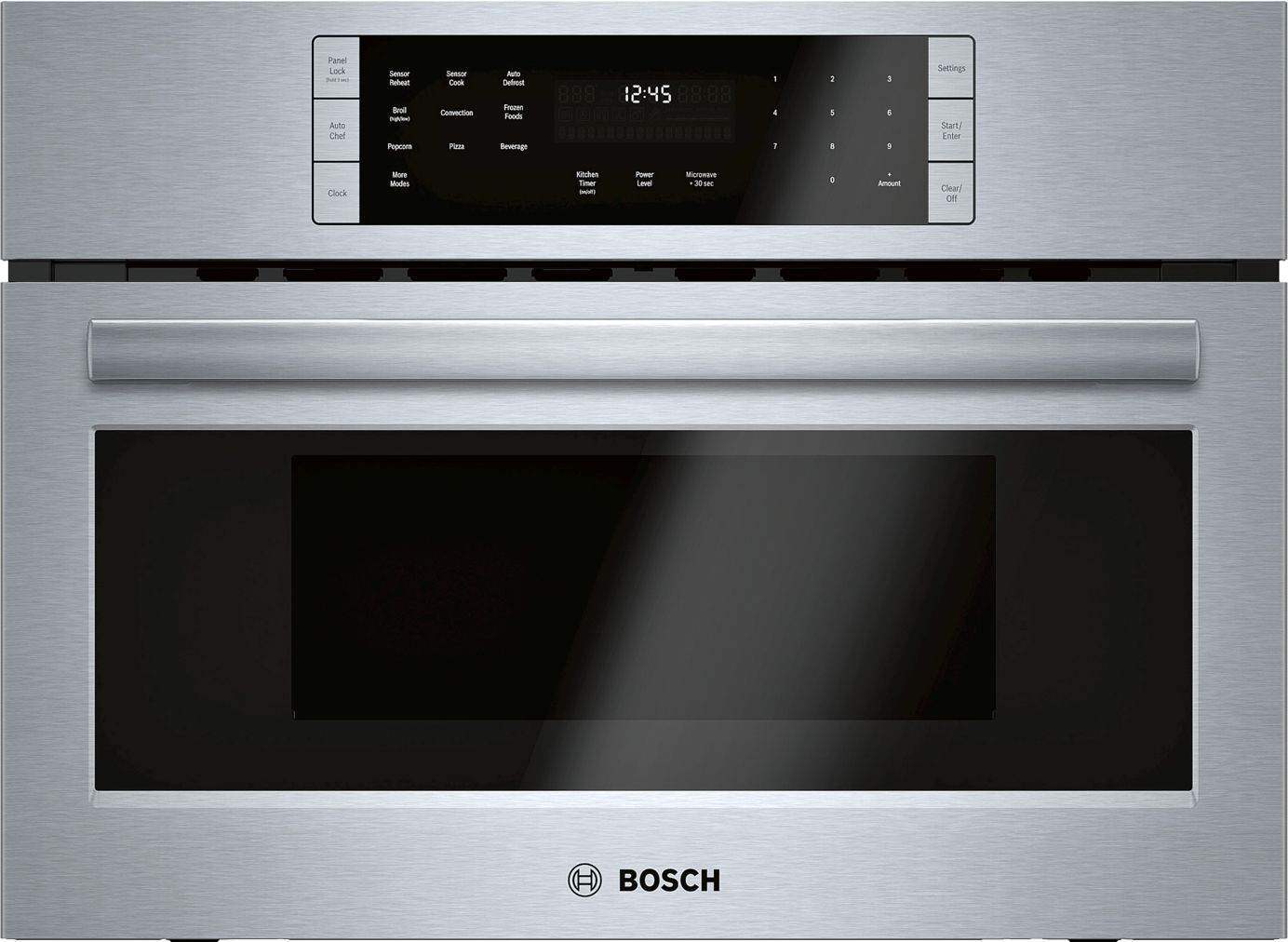 "Bosch 800 Series27"" Speed Oven, HMC87152UC, Stainless Steel"