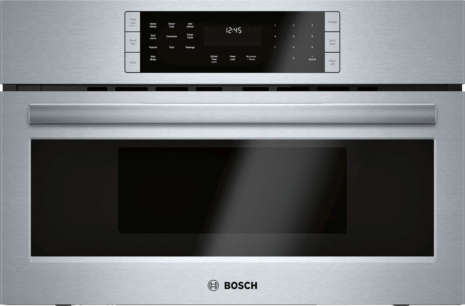 "Bosch 800 Series30"" Speed Oven, HMC80252UC, Stainless Steel"