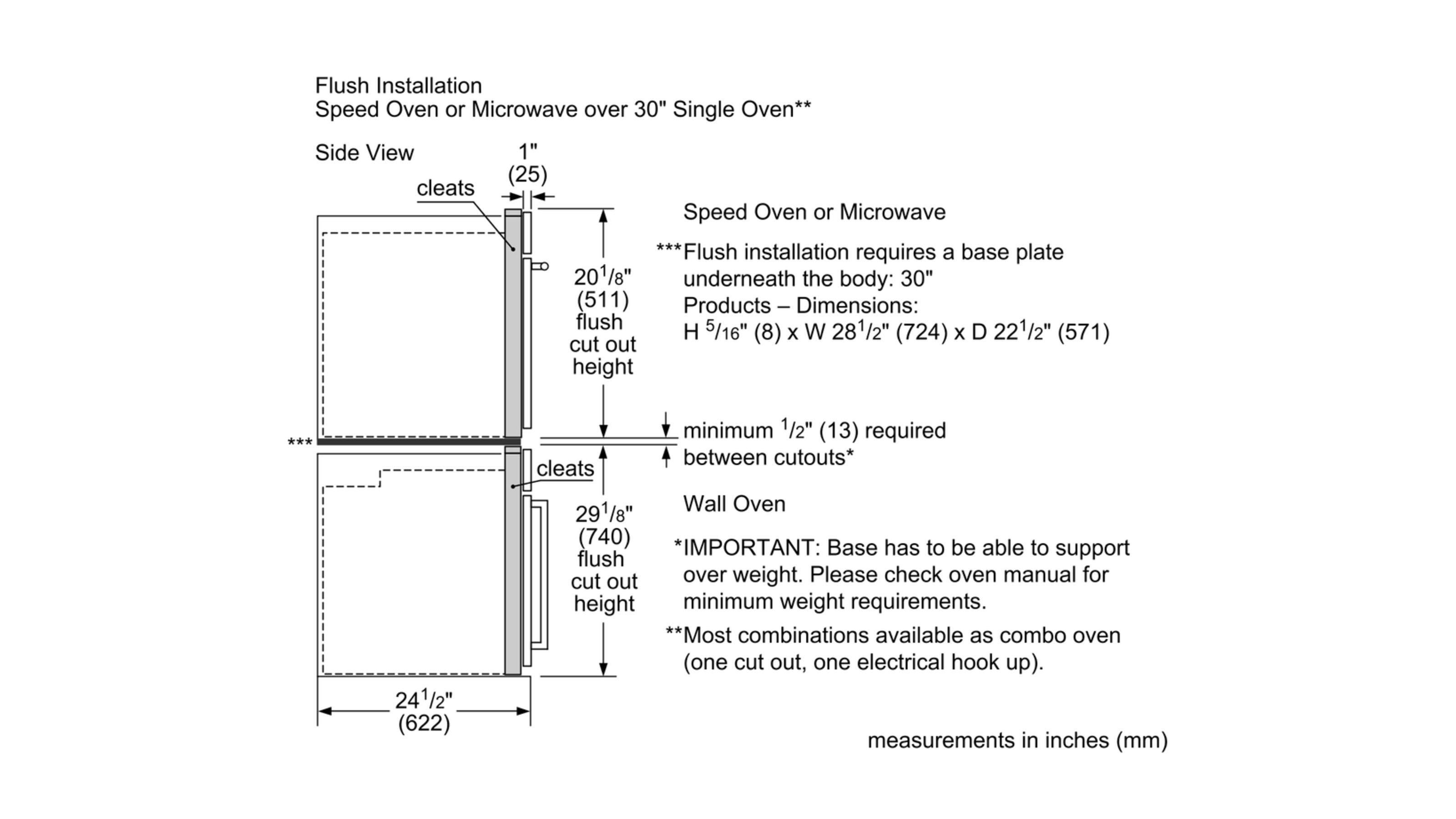 "Model: HMC80252UC | Bosch 800 Series30"" Speed Oven, HMC80252UC, Stainless Steel"