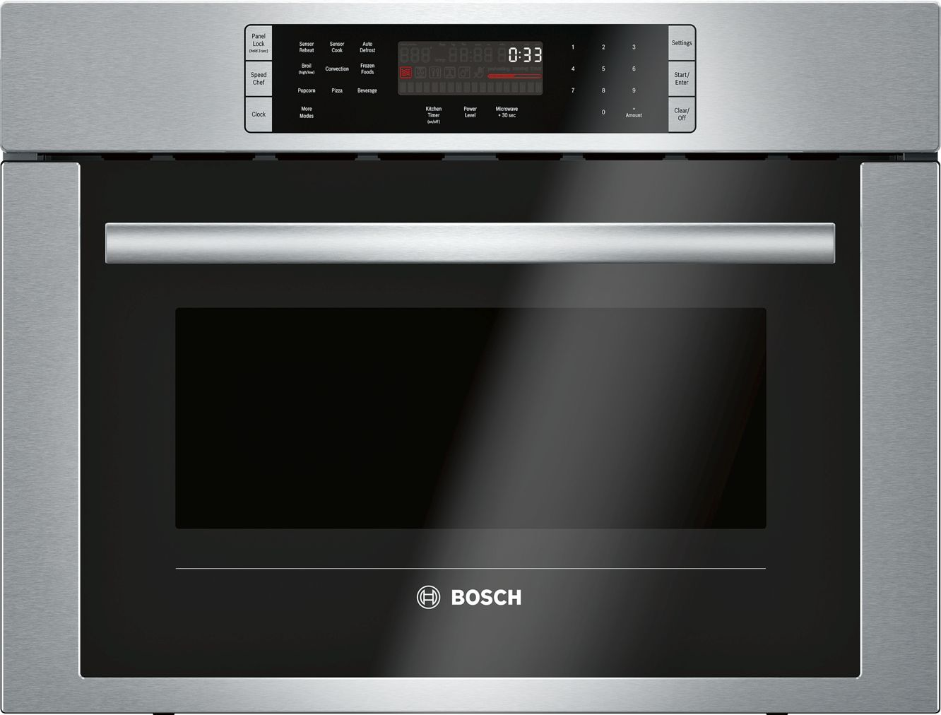 "Bosch 500 Series24"" Speed Oven, HMC54151UC, Stainless Steel"