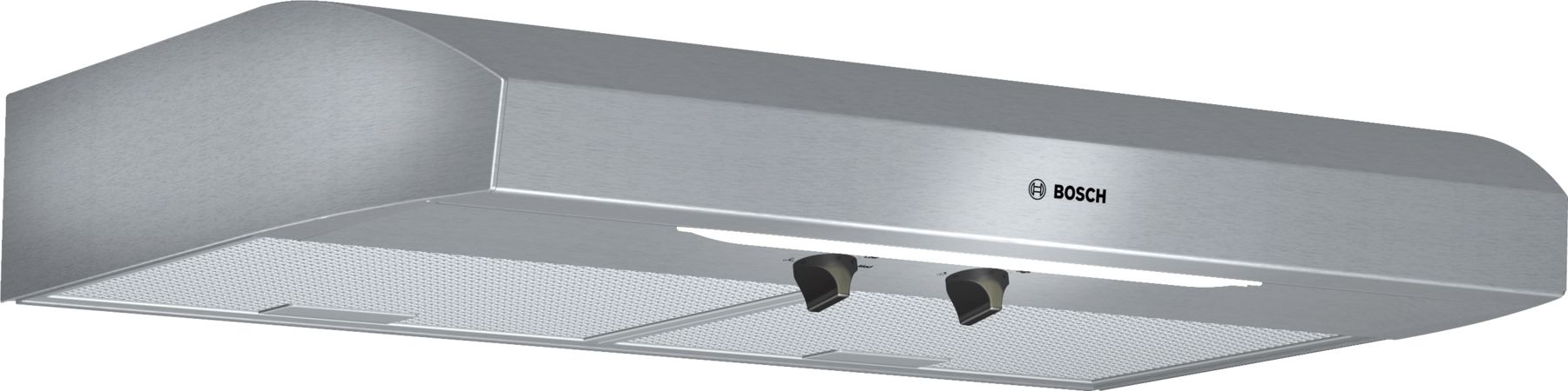 "Model: DUH30152UC | Bosch 300 Series30"" Under-cabinet Hood, 280 CFM, DUH30152UC, Stainless Steel"