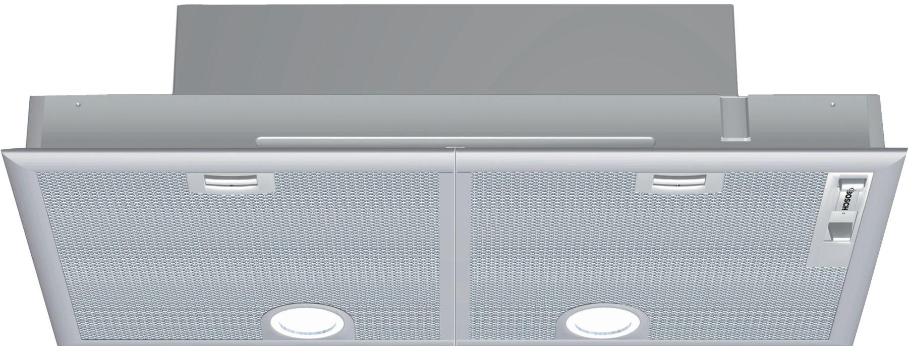 "Bosch 500 Series30"" Custom Insert Hood, 400 CFM, DHL755BUC, Stainless Steel"