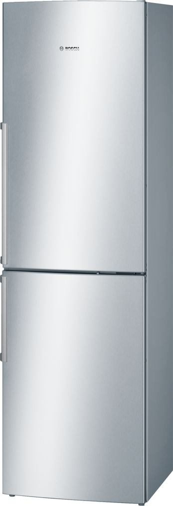 "Bosch 500 Series24"" Freestanding Counter-Depth Two Door Bottom Freezer Refrigerator, B11CB50SSS, Stainless Steel"