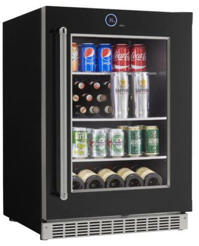 Silhouette Reserve all refrigerator beverage center.