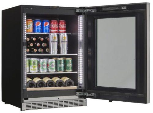 Model: SRVBC050L | Danby Silhouette Reserve - ALL FRIDGE BEVERAGE & WINE CENTER