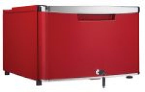 Pedistal for Danby compact refrigerators - Red