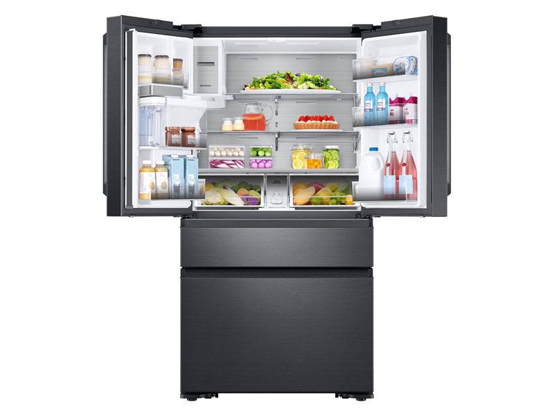 Capacity Counter Depth 4 Door French Door Refrigerator With Polygon