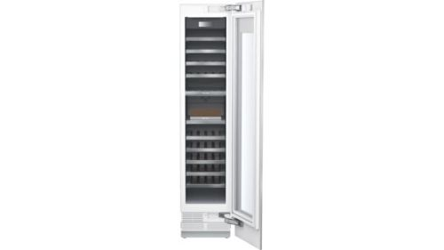 "Model: T18IW900SP | Thermador 18"" Built in Wine Preservation Column T18IW900SP"