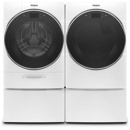 7.4 cu.ft Smart Front Load Gas Dryer with Remote Start