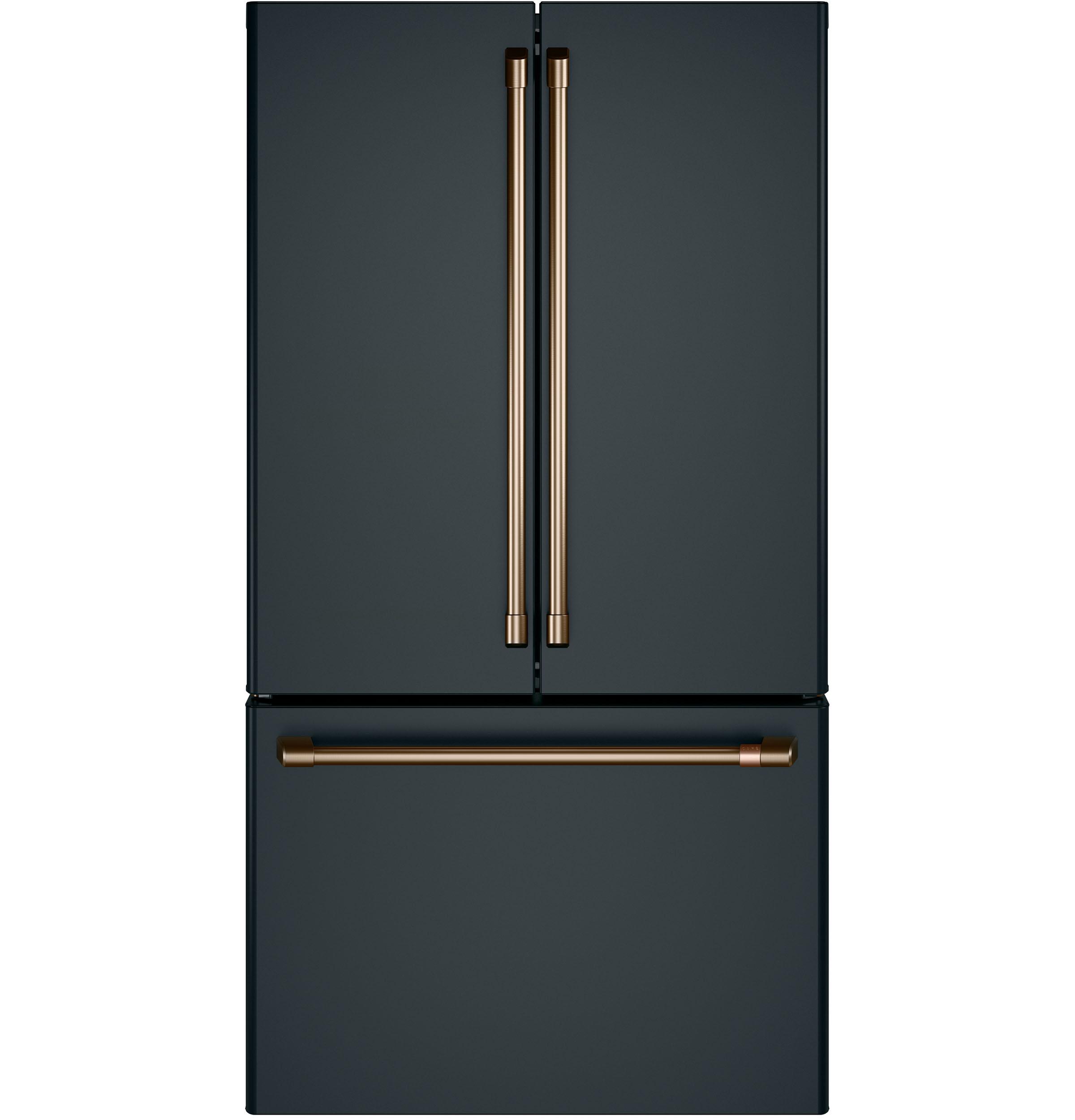 Model: CXLB3H3PMBZ | Cafe Café™ Refrigeration Handle Kit - Brushed Bronze